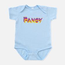 Fancy multicolor Infant Bodysuit