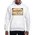 Cambodia Grand Hotel Hooded Sweatshirt