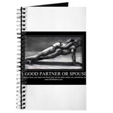 A good partner or spouse Journal