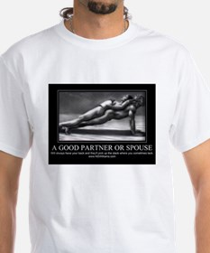 A good partner or spouse Shirt