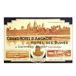 Cambodia Grand Hotel Postcards (Package of 8)