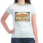 Cambodia Grand Hotel Jr. Ringer T-Shirt
