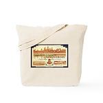 Cambodia Grand Hotel Tote Bag