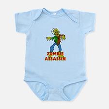 ZOMBIE ASSASSIN Infant Bodysuit