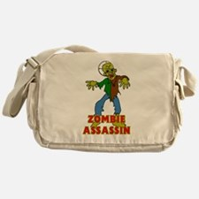 ZOMBIE ASSASSIN Messenger Bag