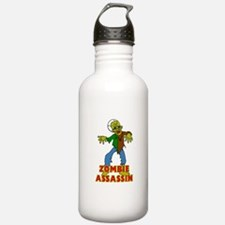 ZOMBIE ASSASSIN Water Bottle
