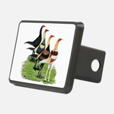 Modern Game Roosters Hitch Cover