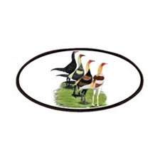 Modern Game Roosters Patches