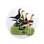 "Modern Game Roosters 3.5"" Button (100 pack)"