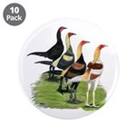 "Modern Game Roosters 3.5"" Button (10 pack)"