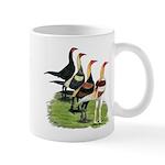 Modern Game Roosters Mug
