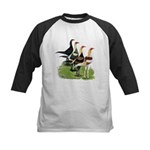 Modern Game Roosters Kids Baseball Jersey