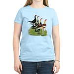 Modern Game Roosters Women's Light T-Shirt