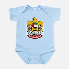 United Arab Emirates Coat Of Arms Infant Bodysuit