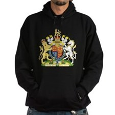 United Kingdom Coat Of Arms Hoodie