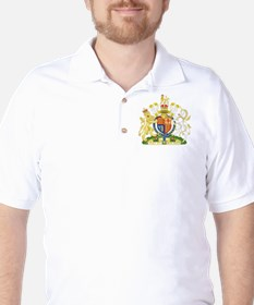 United Kingdom Coat Of Arms T-Shirt