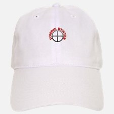Zombie Hunter with Crosshairs Baseball Baseball Cap