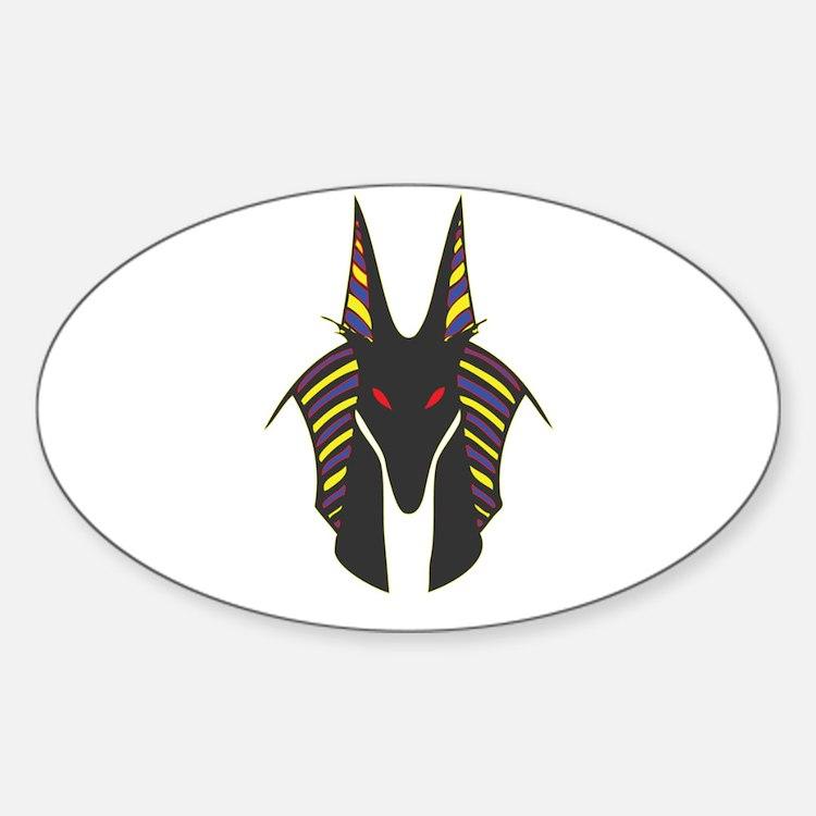 Anubis Bumper Stickers