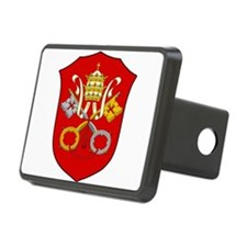 Vatican City Coat Of Arms Hitch Cover