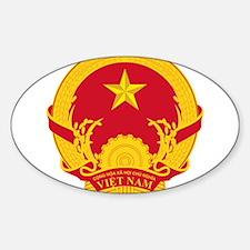 Vietnam Coat Of Arms Decal