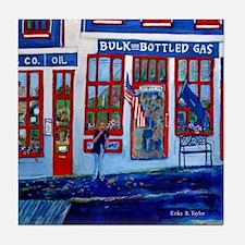 Bulk & Bottled Gas Tile Coaster