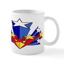 WW starburst Mug