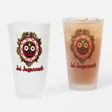 Jai Jagannath Drinking Glass