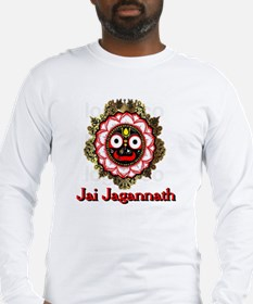 Jai Jagannath Long Sleeve T-Shirt