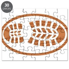 Cypress Boot Oval Puzzle