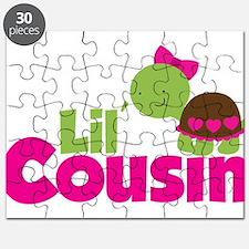 Girl Turtle Little Cousin Puzzle