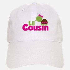 Girl Turtle Little Cousin Baseball Baseball Cap