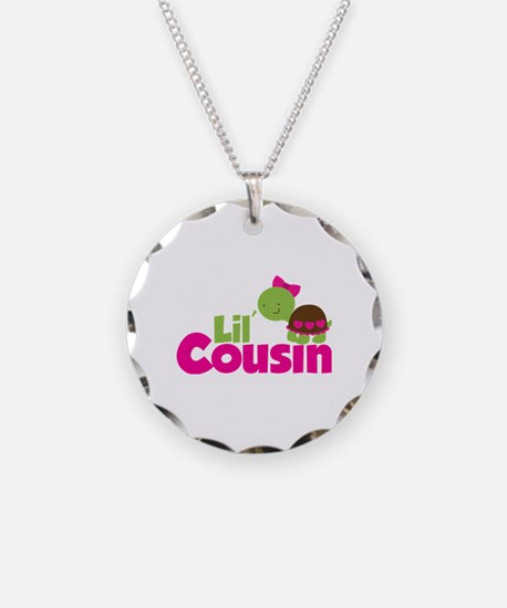 Girl Turtle Little Cousin Necklace