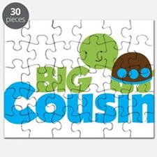 Boy Turtle Big Cousin Puzzle