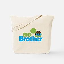 Boy Turtle Big Brother Tote Bag
