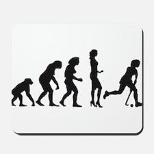Evolution Hockey Woman A 1c.png Mousepad
