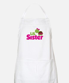 Girl Turtle Little Sister Apron