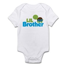 Boy Turtle Little Brother Infant Bodysuit