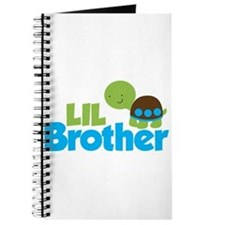 Boy Turtle Little Brother Journal