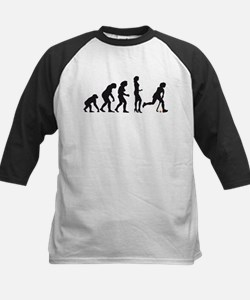 evolution hockey woman Tee