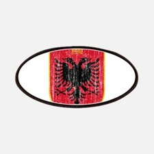 Albania Coat Of Arms Patches
