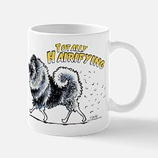 Keeshond Hairifying Mug