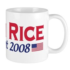 Condi Rice 2008 Gear Coffee Mug
