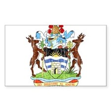 Antigua and Barbuda Coat Of Arms Decal