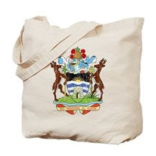 Antigua and Barbuda Coat Of Arms Tote Bag