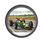 Jim Clark, Wall Clock