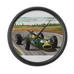 Jim Clark, Large Wall Clock