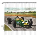Jim Clark, Shower Curtain