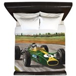 Jim Clark, King Duvet