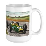 Jim Clark, Large Mug