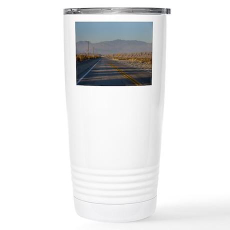 Daylight Coming Stainless Steel Travel Mug